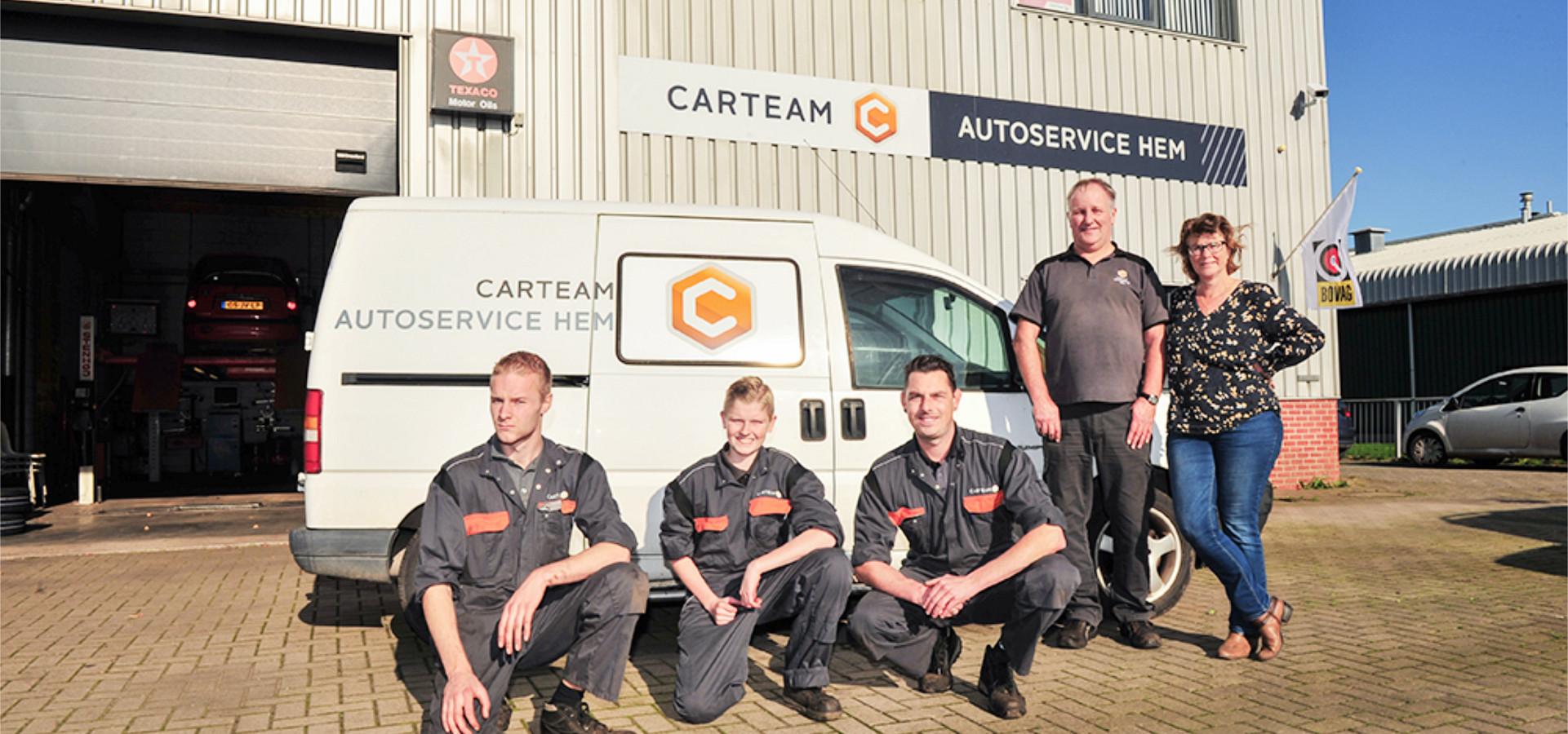 Carteam Autoservice Hem